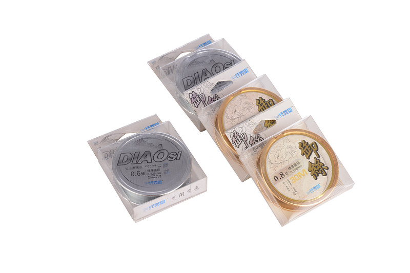 30M NYLON Super Line ISO Fishing Line