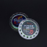 100M Power Braid Multi-color Fishing Line