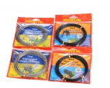 Black and Clear Nylon Coated Stainless Steel Fishing Wire
