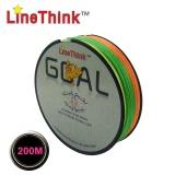 Linethink Brand 200M 100% PE Braided Fishing Line