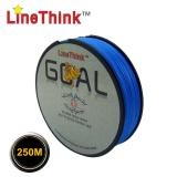 Linethink Brand 250M 100% PE Braided Fishing Line