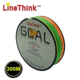 Linethink Brand 300M 100% PE Braided Fishing Line