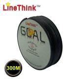 Linethink Brand 300M 100% PE Braided Fishing Line