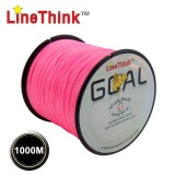 Linethink Brand 1000M 100% PE Braided Fishing Line