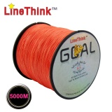 Linethink Brand 5000M 100% PE Braided Fishing Line