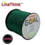 Linethink Brand 5000M 100% PE Braided Fishing Line