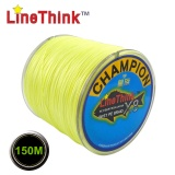 150M GHAMPION LineThink Brand 8Strands Multifilament PE Braided Fishing Line