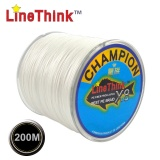 200M GHAMPION LineThink Brand 8Strands Multifilament PE Braided Fishing Line